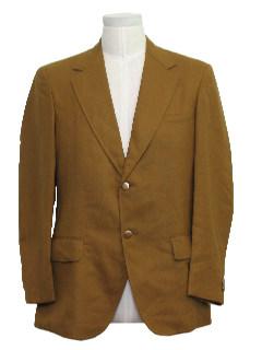 1960's Mens Mod Blazer Jacket