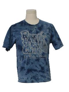 1990's Mens Tie Dye T-Shirt