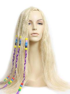 1970's Unisex Accessories - Hippie Wig