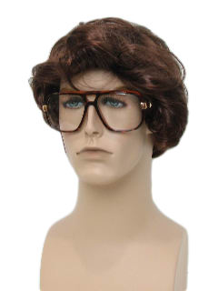 1980's Mens Accessories - Charles Nelson Riley Style Glasses