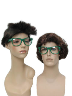 1980's Unisex Accessories - Totally 80s Style Glasses