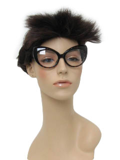 1960's Womens Accessories - Cat Eye Glasses