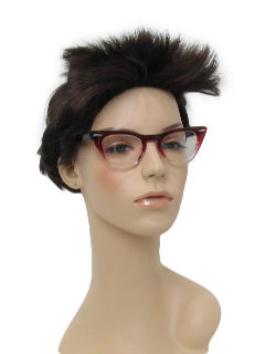 1950's Womens Accessories - Cat Eye Glasses
