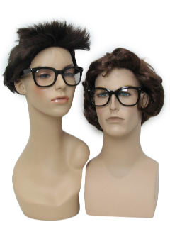 1960's Unisex Accessories - Elvis Costello Style Glasses