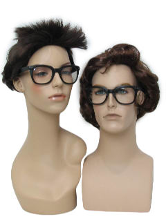1950's Unisex Accessories - Elvis Costello Style Glasses