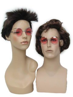 1970's Unisex Accessories - John Lennon Style Hippie Glasses