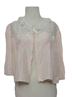 1960's Womens Lingerie Jacket