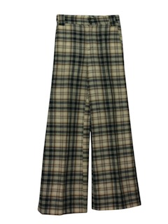1970's Womens Wide Leg Pants