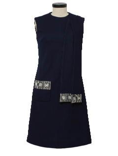 1970's Womens Classic Dress