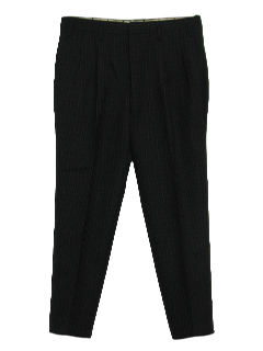 1940's Mens Pleated Pants