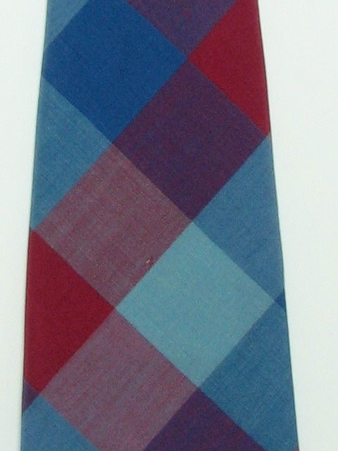 1950's Mens Wide Necktie