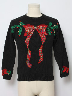 1980's Unisex/Kids Ugly Christmas Sweater