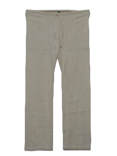 1980's Mens Hippie Pants