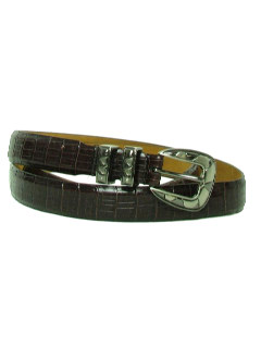 1980's Mens Accessories - Totally 80s Belt