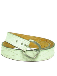1970's Mens Accessories - Leather Leisure Belt