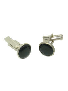 1980's Mens Accessories - Cufflinks