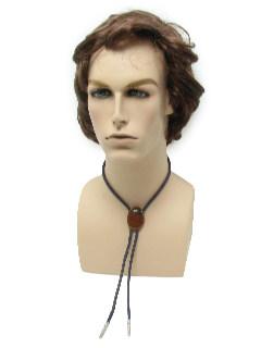 1970's Mens Necktie - Bolo Tie