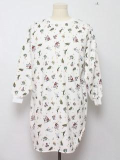1980's Unisex Ugly Christmas Pajama Shirt