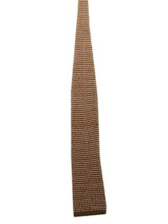 1950's Mens Knit Necktie