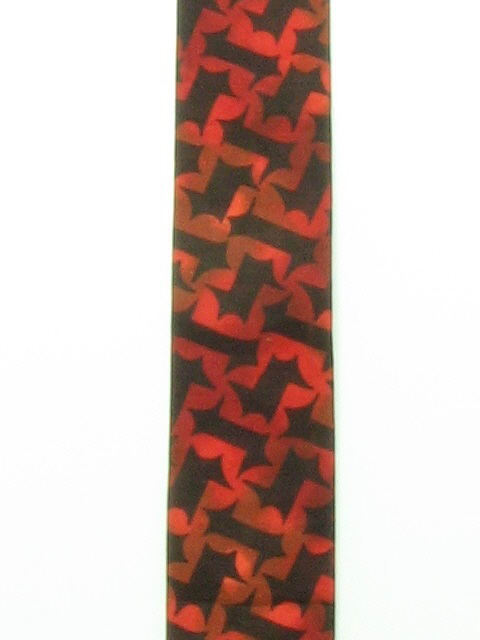 1950's Mens Skinny Mod Necktie