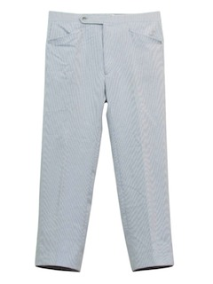 1970's Mens Leisure Slacks Pants