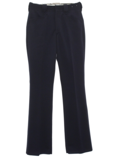 1970's Mens Western Flare Leisure Pants