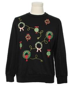 1990's Unisex Vintage Ugly Christmas Sweatshirt