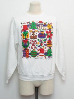 1990's Unisex Ugly Christmas Vintage Sweatshirt