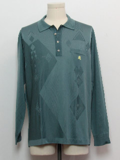 1990's Mens Knit Shirt