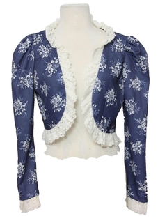 1970's Womens Bolero Jacket