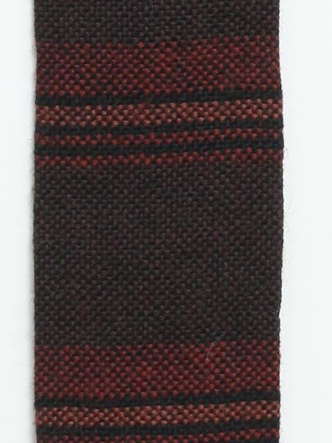 1960's Mens Flat Bottom Necktie