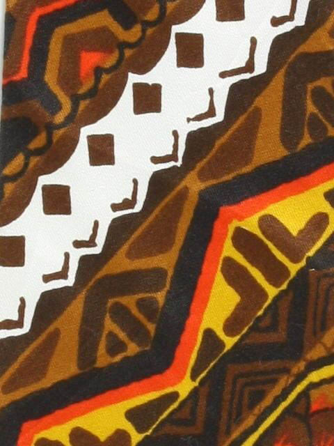 1970's Mens Hawaiian Necktie
