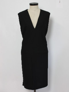 1960's Womens Little Black Dress