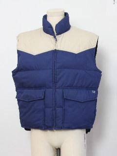 1970's Mens Ski Vest