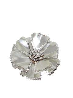1950's Womens Accessories - Floral Broach