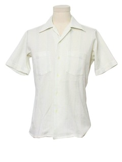 1970's Mens Shirt