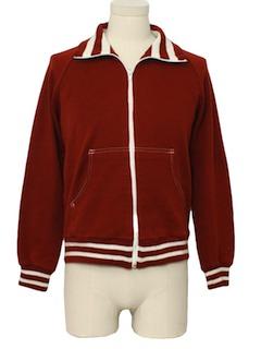 1980's Mens Track Jacket