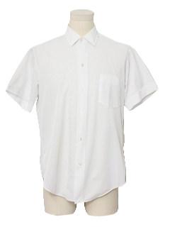 1960's Men Shirt