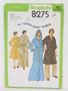 1970's Unisex Pattern