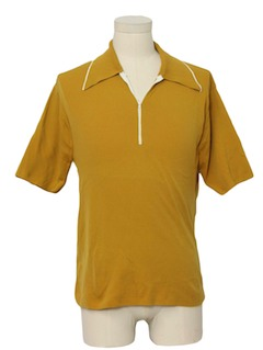 1970's Mens Bowling Shirt