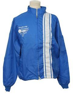 1990's Unisex Racing Jacket