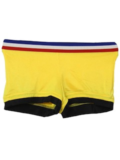 1990's Mens Spandex Shorts
