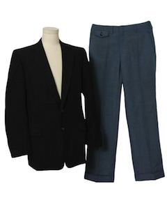 1950's Mens Combo Rockabilly Suit