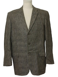 1950's Mens Rockabilly Blazer Sport Coat Jacket