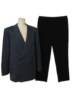 1940's Mens Combo Bold Look Suit