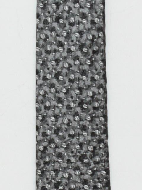 1980's Mens Skinny Rockabilly Style Necktie