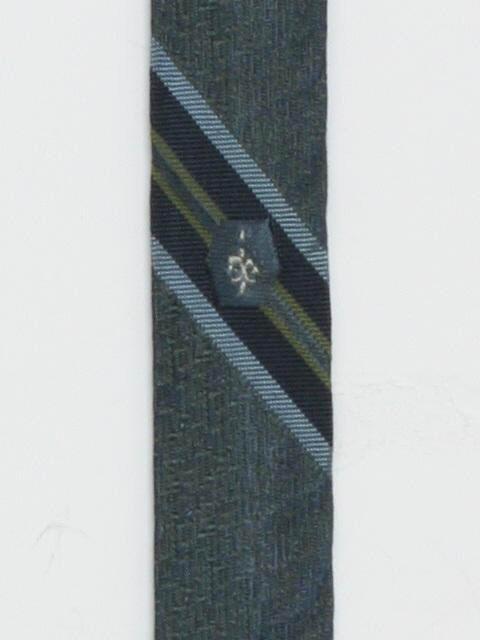 1950's Mens Skinny Rockabilly Necktie