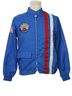1960's Unisex Racing Jacket