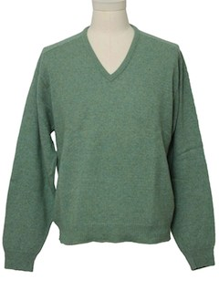 1950's Mens Sweater