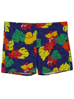 1980's Mens Board Shorts